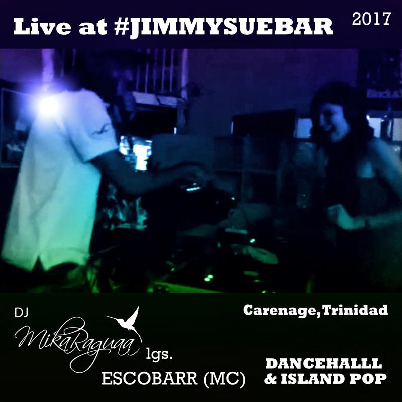 REGGAE / DANCEHALL – Mika Raguaa / DJ Mika