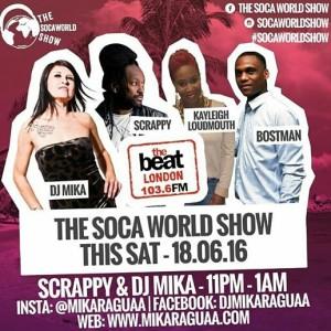 DJ MIKA RAGUAA - SOCA MIX RELEASE
