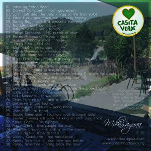 Tracklist - TIMELESS PRECIOUS PURE - DJ MIKA / MIKA RAGUAA